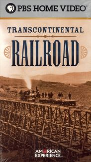 American Experience : Transcontinental Railroad