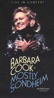 Barbara Cook: Mostly Sondheim - Live in Concert