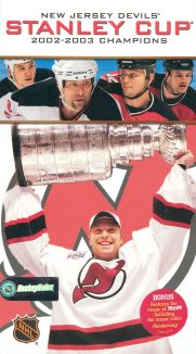 The Official 2003 Stanley Cup Championship: New Jersey Devils