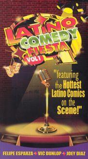 Latino Comedy Fiesta, Vol. 1