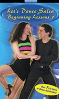Let's Dance Salsa: Beginning Lessons 1