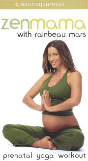 ZenMama: Prenatal Yoga Workout With Rainbeau Mars
