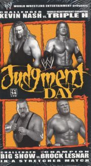 WWE: Judgment Day 2003