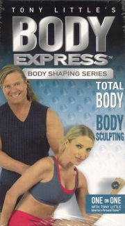 Tony Little: Body Express - Total Body, Body Sculpting