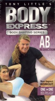 Tony Little: Body Express - Ab Reduction