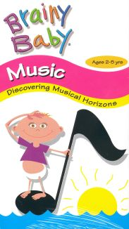 Brainy Baby: Music - Discovering Musical Horizons