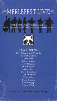Merlefest Live: 15th Anniversary Jam