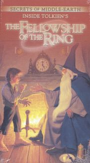 Secrets of Middle-Earth: Inside Tolkien's The Fellowship of the Ring