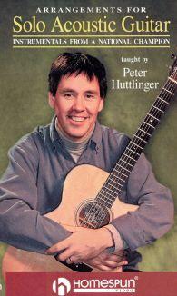 Arrangements for Solo Acoustic Guitar