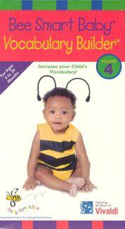 Bee Smart Baby: Vocabulary Builder, Vol. 4