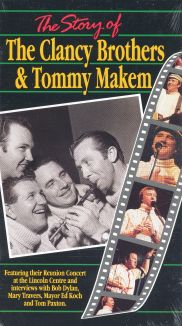 Story of the Clancy Brothers and Tommy Makem