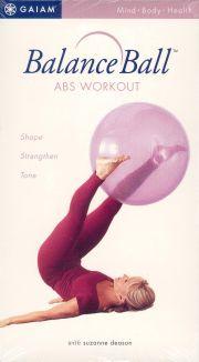 Balance Ball Fitness: Abs Workout