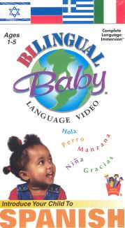 Bilingual Baby: Spanish