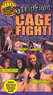 Babes Going Crazy: Stripfight - Cagefight