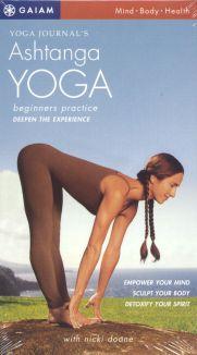 Ashtanga Yoga: Beginners Practice