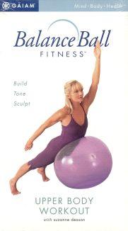 Balance Ball Fitness: Upper Body Workout