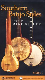 Mike Seeger: Southern Banjo Styles, Vol. 1