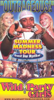 Wild Party Girls: Summer Madness Tour, Vol. 1