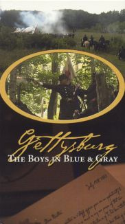 Gettysburg: The Boys in Blue and Gray