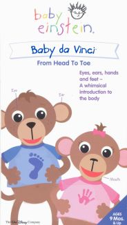 Baby da Vinci: From Head to Toe
