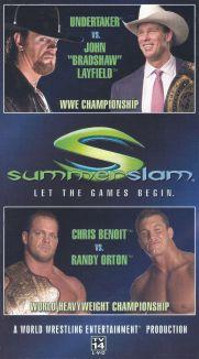 WWE: Summerslam 2004