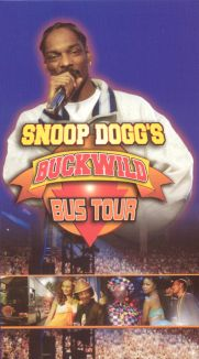 Snoop Dogg's Buckwild Bus Tour