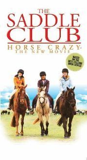 Saddle Club: Horse Crazy