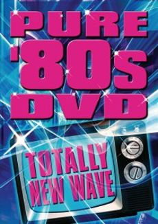 Pure 80's DVD: Totally New Wave