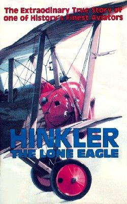 Hinkler: The Lone Eagle