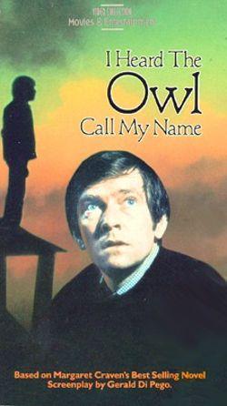 I heard an owl call my name keetah
