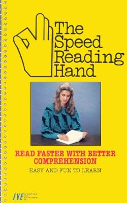 The Speed Reading Hand
