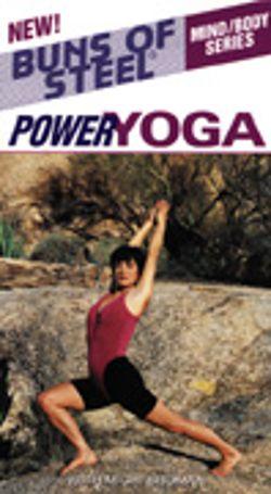 Buns of Steel: Mind/Body - Power Yoga