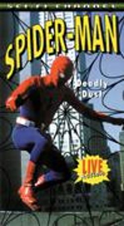 The Amazing Spider-Man: The Deadly Dust, Part 1