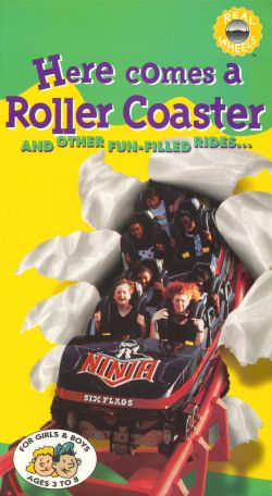 Here Comes a Rollercoaster and Other Fun-Filled Rides