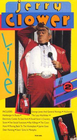 Jerry Clower: Live, Vol. 2