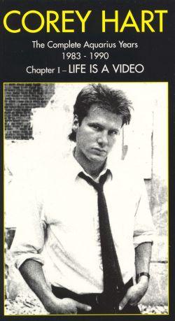 Corey Hart: The Complete Aquarius Years - 1983-1990