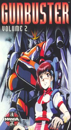 Gunbuster: Episode 2