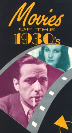 Movies of the 1930's