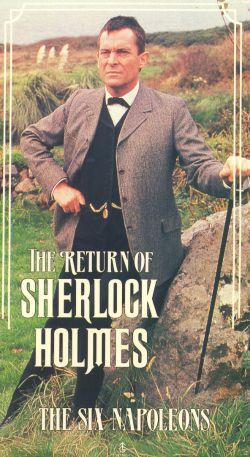 The Return of Sherlock Holmes: The Six Napoleons