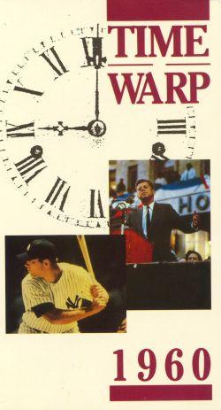 Time Warp: 1960