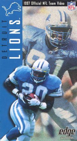 NFL: 1997 Detroit Lions Team Video