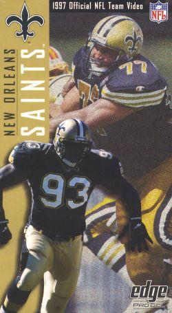 NFL: 1997 New Orleans Saints Team Video
