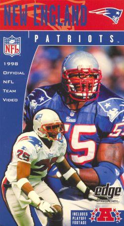 NFL: 1998 New England Patriots Team Video (1998)