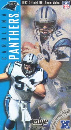 NFL: 1997 Carolina Panthers Team Video