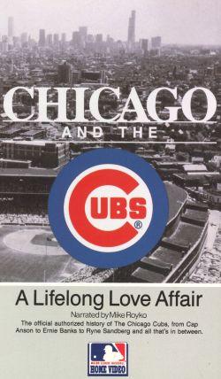 MLB: Chicago and the Cubs - A Lifelong Love Affair
