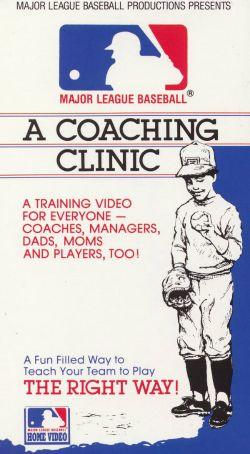 MLB: Play Ball the Major League Way - Coaching Clinic
