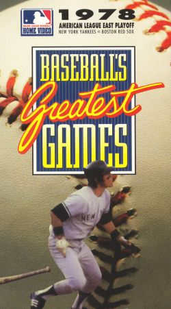 MLB: Baseball's Greatest Games - 1978 American League East Playoff