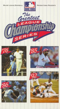 MLB: The Greatest League Championship Series