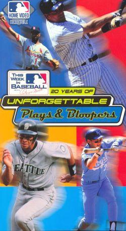 MLB: This Week in Baseball - 20 Years of Unforgettable Plays & Bloopers