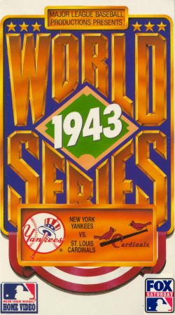MLB: 1943 World Series